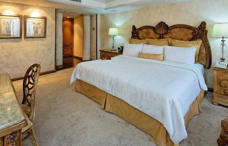 Crowne Plaza Monterrey - Room - 18