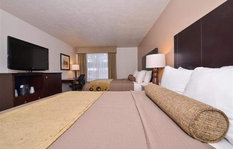 Best Western Tucson Int'l Airport Hotel & Suites - Room - 111