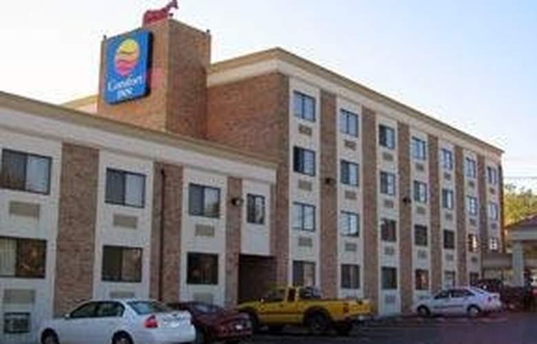 Comfort Inn Red Horse - Hotel - 0