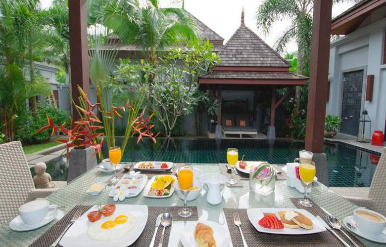 Bell Pool Villa Phuket - Hotel - 14