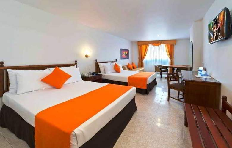 Cartagena Plaza Executive - Room - 9