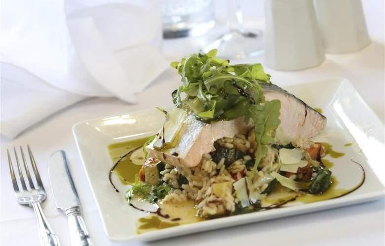 Best Western Barons Court Hotel - Restaurant - 58