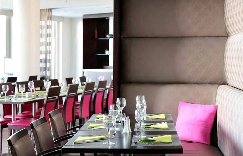 Novotel La Grande Motte - Restaurant - 69