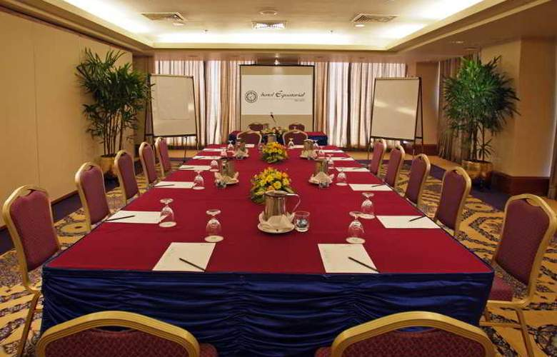 Equatorial Hotel Malacca - Conference - 4