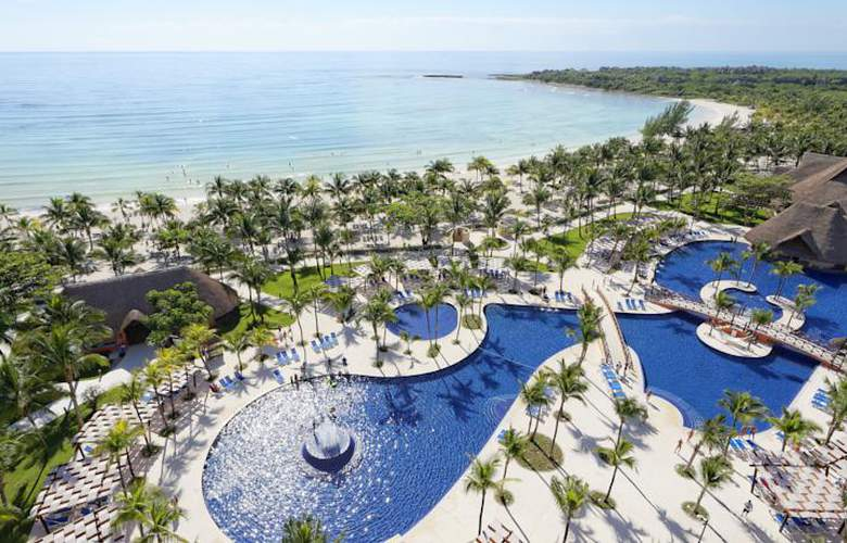 Barcelo Maya Beach, Caribe, Colonial, Tropical - Hotel - 0