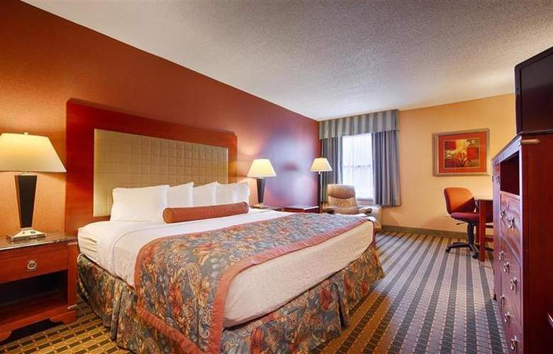 Best Western Inn at Valley View - Room - 36