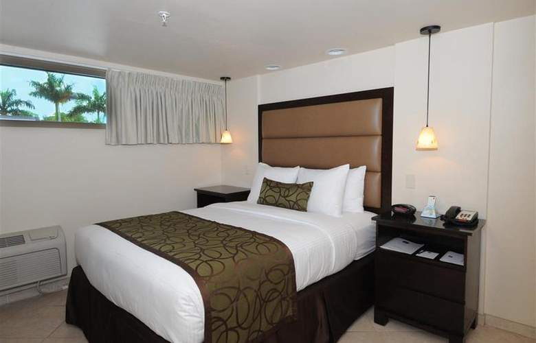 Best Western Plus Beach Resort - Room - 251