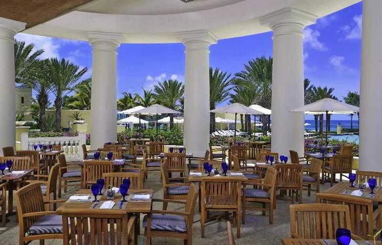 The Westin Dawn Beach Resort & Spa - Restaurant - 20