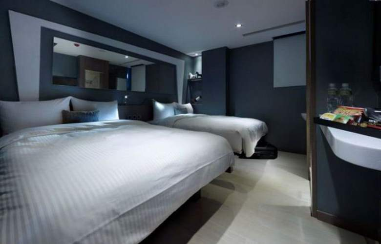 Beauty Hotels Taipei - Hotel B6 - Room - 4