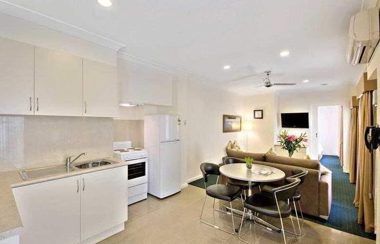 Best Western Melbourne's Princes Park Motor Inn - Hotel - 22
