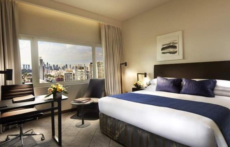Mandarin Orchard Singapore - Room - 5