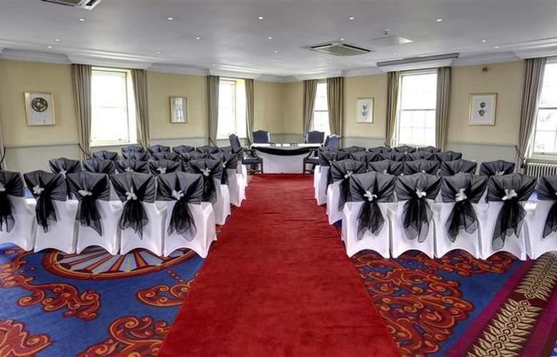 Best Western Stoke-On-Trent Moat House - Hotel - 53