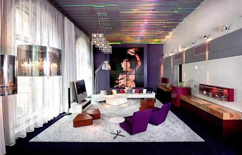 Sofitel Munich Bayerpost - Hotel - 61