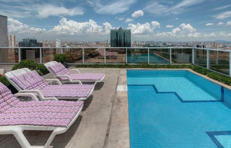 Tryp Sao Paulo Tatuape - Pool - 17