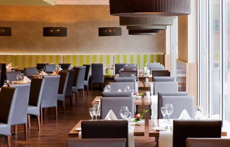 Mercure Hamburg am Volkspark - Restaurant - 10