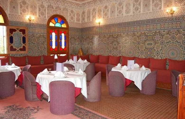 Ametis Nouzha - Restaurant - 5