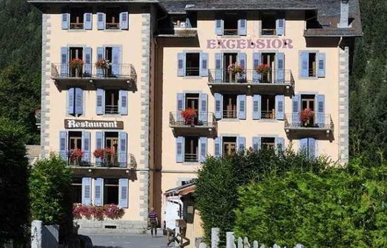 Best Western Plus Excelsior Chamonix Hotel & Spa - Hotel - 11