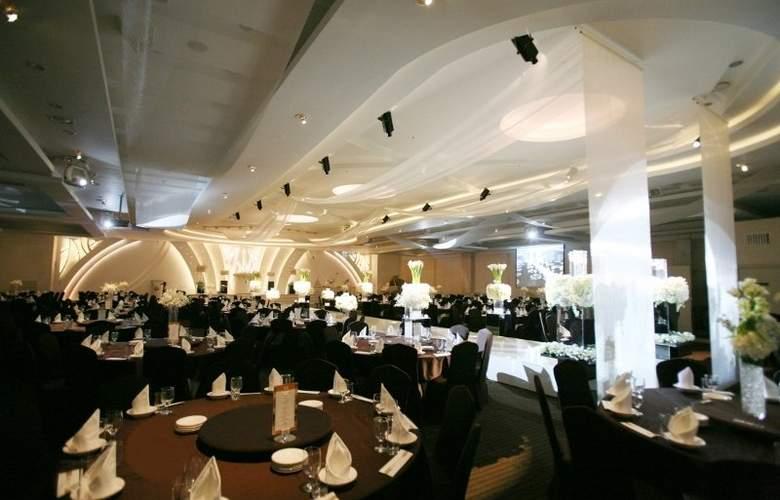 New Hilltop Hotel - Restaurant - 5