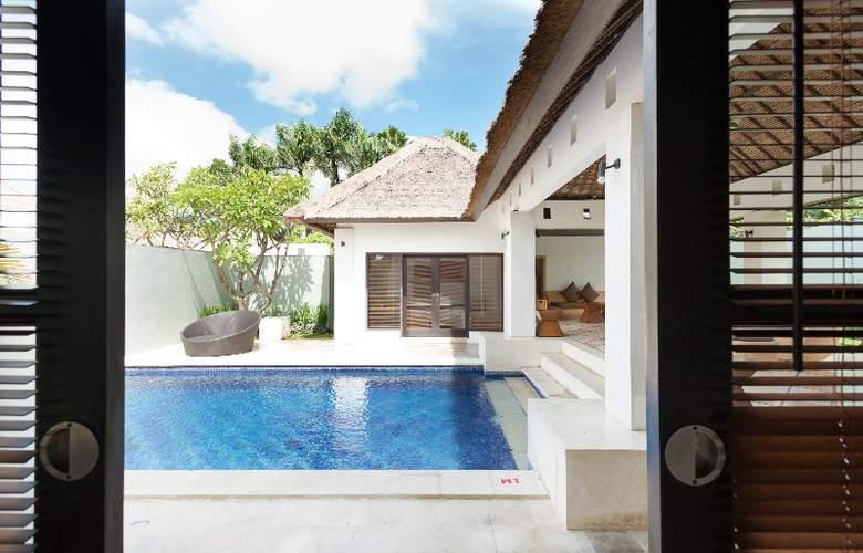 B Villa + Pool - Room - 13