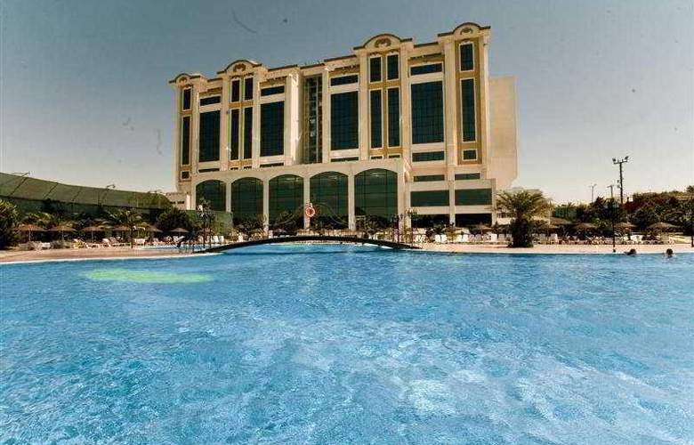 Antaka Ottoman Palace Therman Resort & Spa - Hotel - 0
