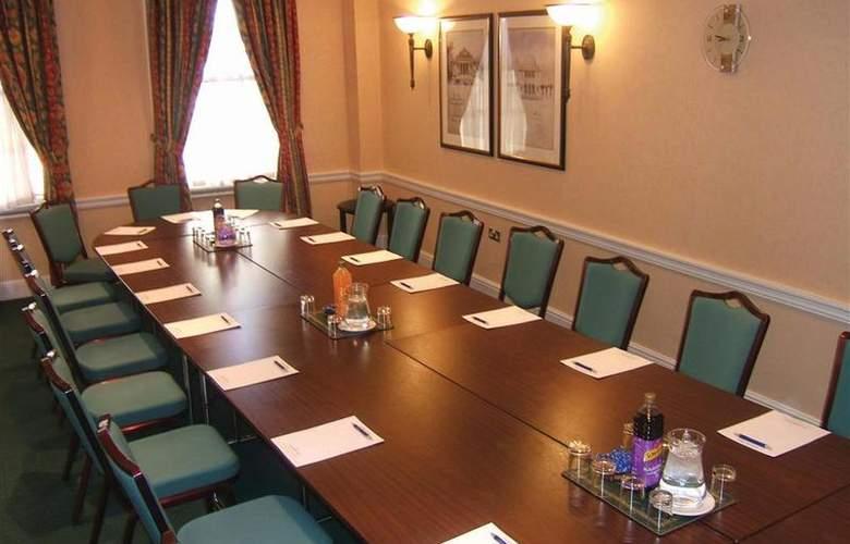 Best Western George Hotel Lichfield - Conference - 116