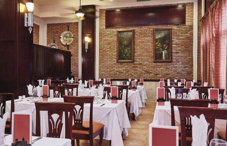 Riu Bambu  - Restaurant - 11