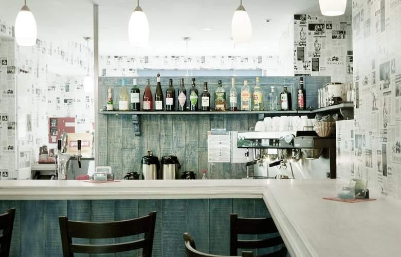IBB Blue Hotel Berlin-Airport - Bar - 3