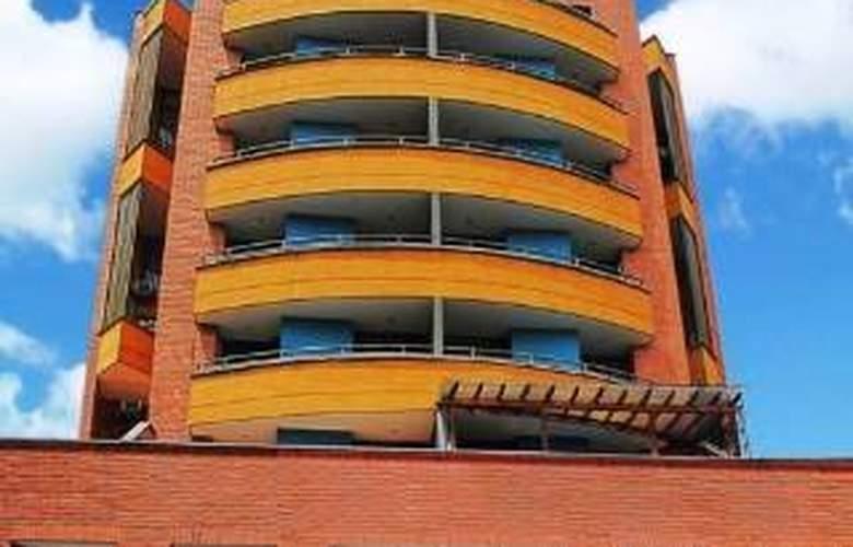 Aparta Suite Torre Poblado - Hotel - 0
