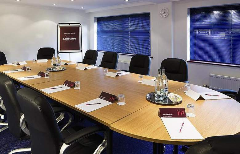 Mercure London Watford - Conference - 41