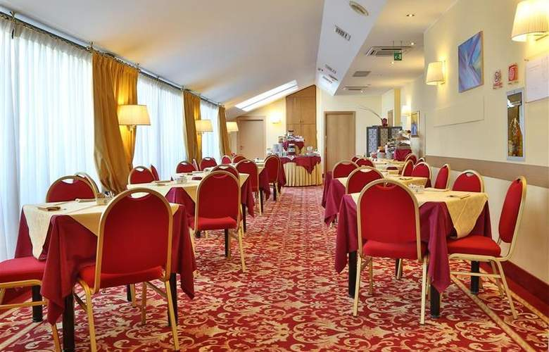 Best Western Mirage Milano - Restaurant - 90