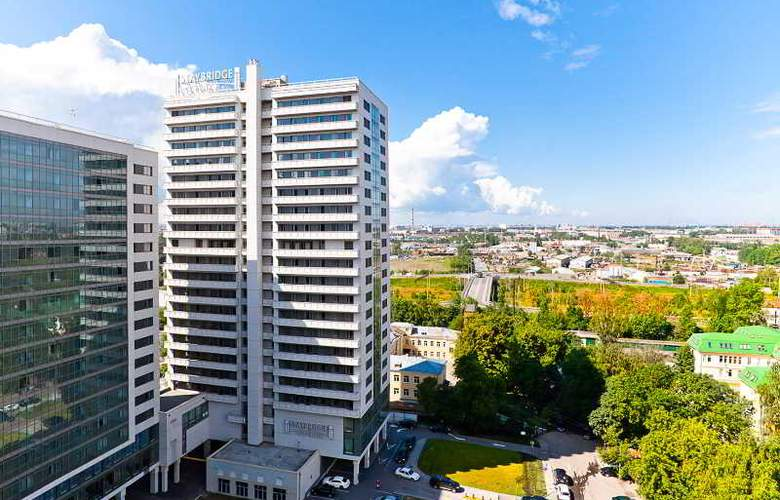 Staybridge Suites Moskovskye Vorota - Hotel - 3
