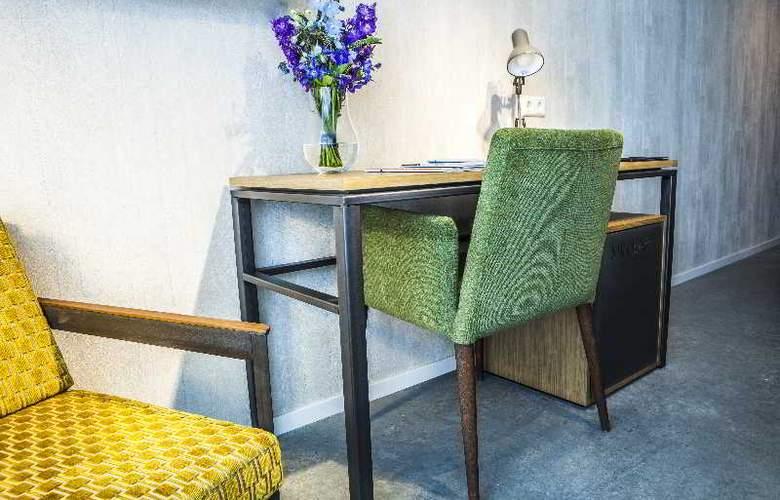 Hotel De Hallen - Room - 9