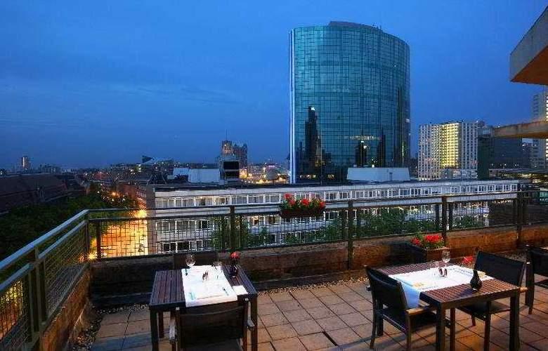 NH Atlanta Rotterdam - Terrace - 9