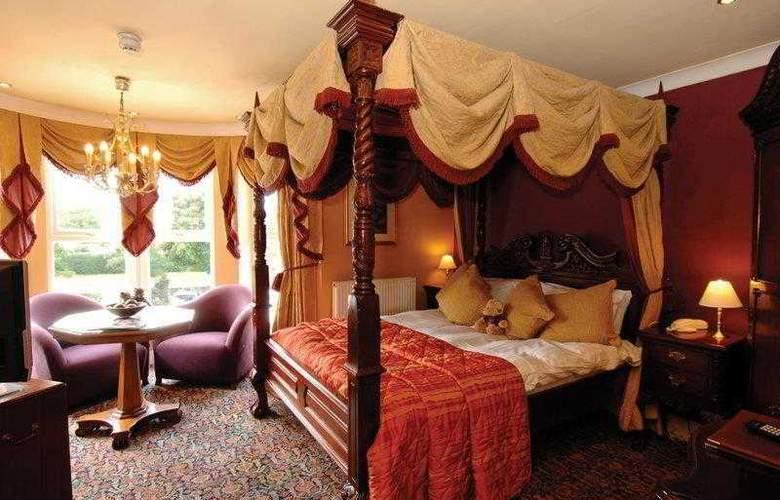 Best Western Fir Grove - Hotel - 25