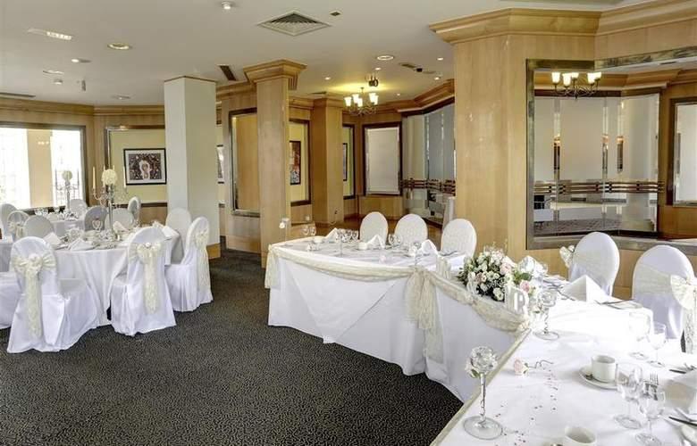 Best Western Stoke-On-Trent Moat House - Hotel - 48