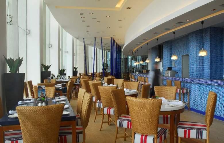 Enjoy Coquimbo Hotel de la Bahia - Restaurant - 23
