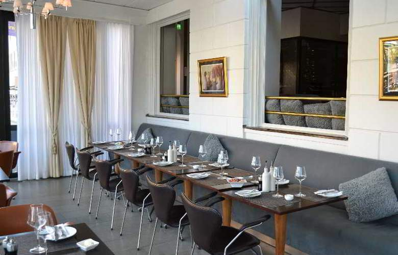 Elite Stora Hotellet, Linköping - Restaurant - 3