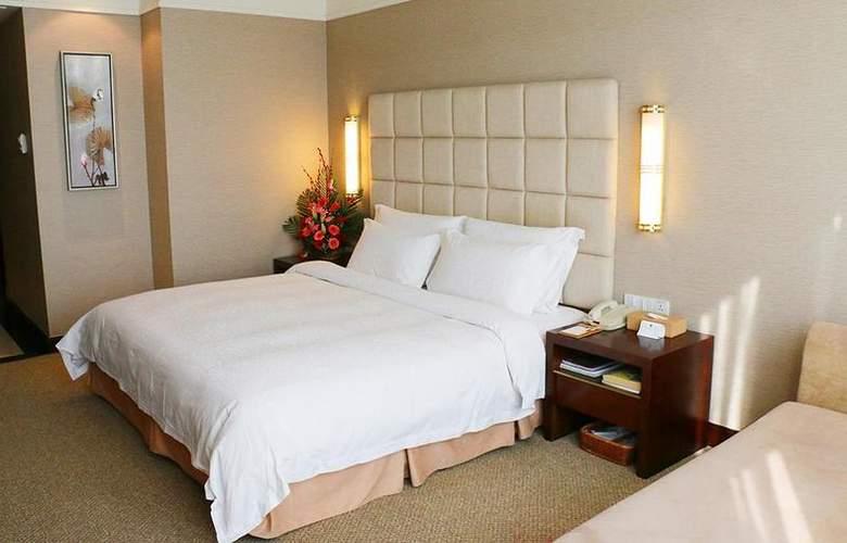 Best Western Fuzhou Fortune Hotel - Hotel - 26