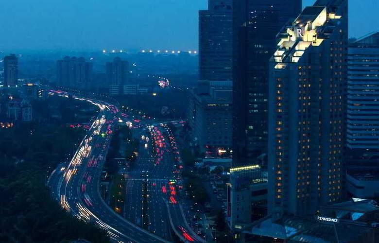 Renaissance Shanghai Yangtze - Hotel - 10