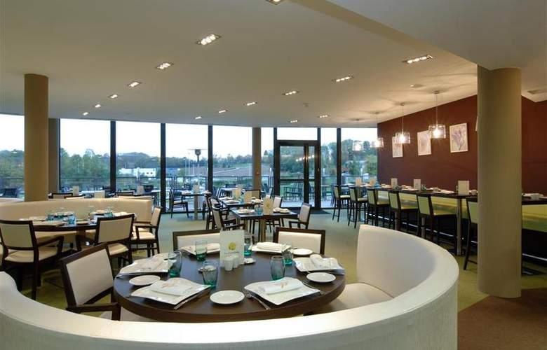 Best Western Palladior Voiron - Restaurant - 18