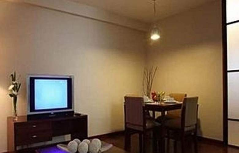 Amorsolo Mansion Apartments and Suites - Hotel - 0
