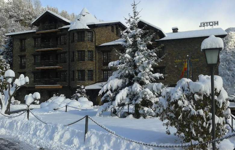 Abba Xalet Suites - Hotel - 12