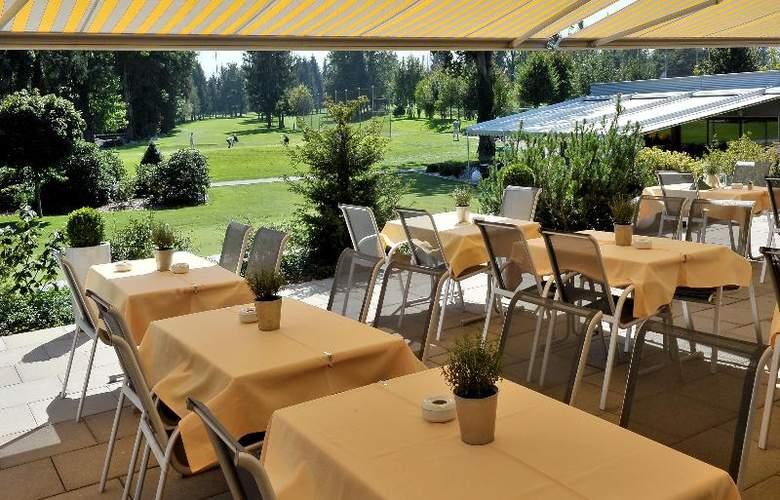Aarau-West Swiss Quality Hotel - Restaurant - 11