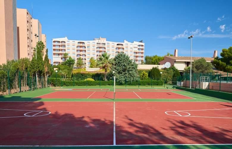 Hyb Eurocalas by Garden Hotels - Sport - 29