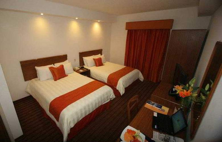 Best Western Valle Real - Hotel - 12