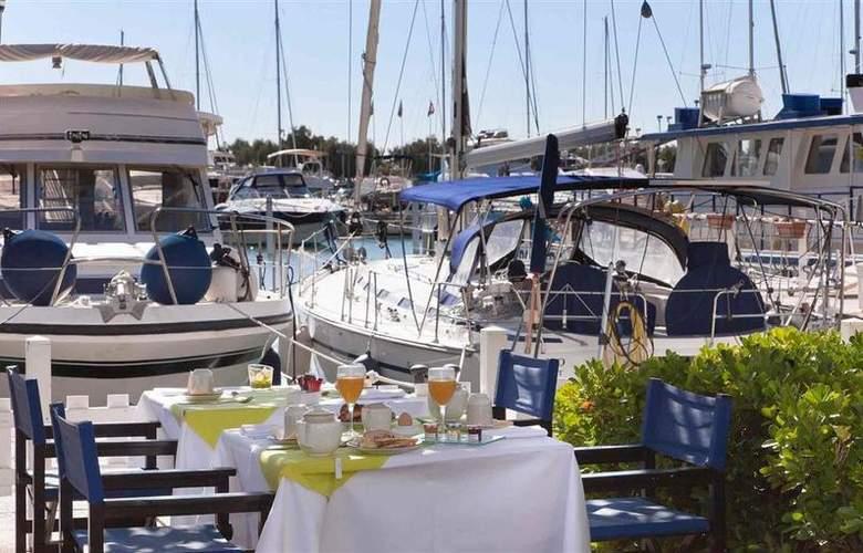 Mercure La Grande Motte Port - Restaurant - 62