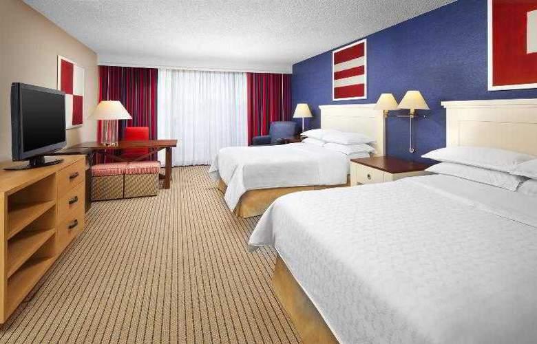 Sheraton San Diego Hotel & Marina - Room - 26