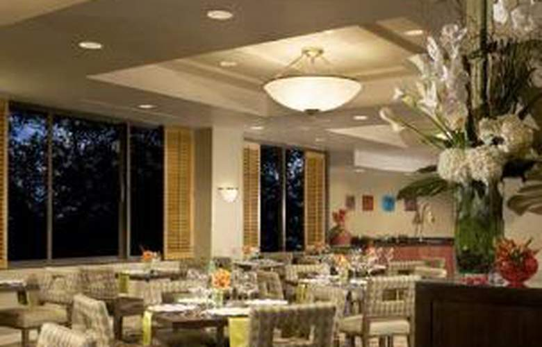 Doubletree Guest Suites Houston by Galleria - Restaurant - 2
