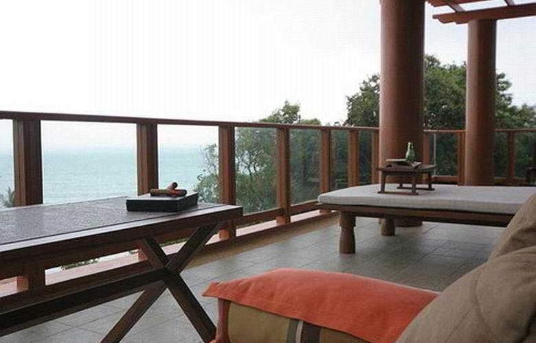 ShaSa Resort & Residences - Terrace - 12