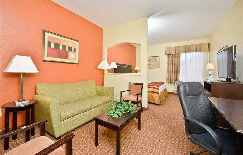 Best Western Greenspoint Inn and Suites - Hotel - 71